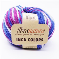 Пряжа FIBRA NATURA  Inca colors
