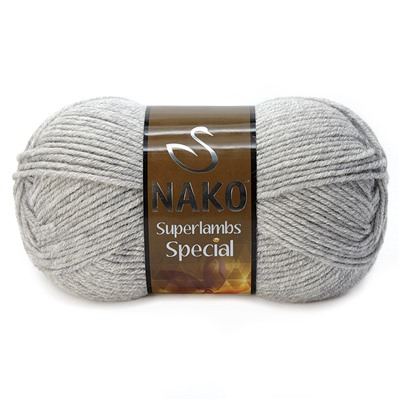 Пряжа NAKO (Турция) Superlambs Special