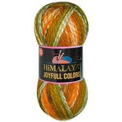 Пряжа HiMALAYA Joyfull colors