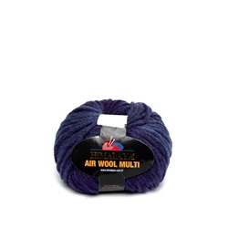 Пряжа HiMALAYA Air wool multi